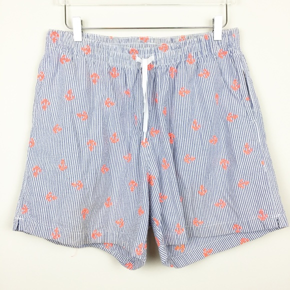 abec719b4b chubbies Other - Chubbies | Anchor Seersucker Swim Trunks Shorts